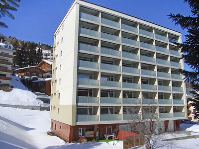 Photo for One bedroom Apartment, sleeps 2 in Davos with WiFi