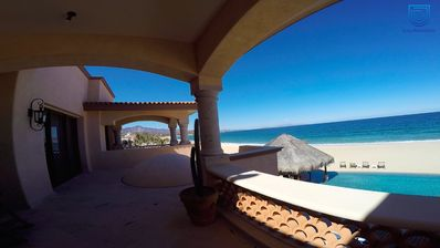Photo for Luxury Villa on Private Sandy Beach   Concierge Included   Families Welcome