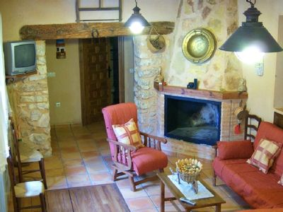 Photo for Rural house Las Tejas for 10 people