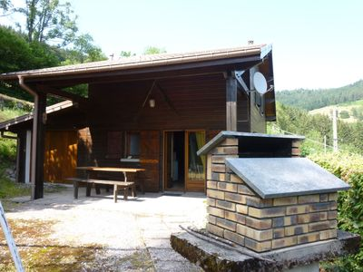 Photo for chalet in the Vosges, slopes and hiking paths