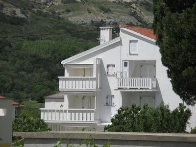 Photo for Holiday apartment Baška for 2 - 4 persons with 1 bedroom - Holiday apartment