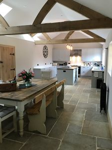 Photo for Unique converted Dovecote / stables  sleeps 6 set in the Cotswolds.