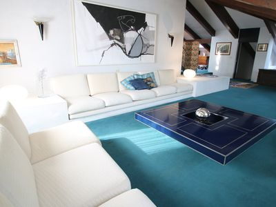 Photo for ART ROOFTOP TERRACE CANAL 3bed 3bath 6pax airc wifi