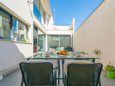 Photo for MARTE - Chalet with terrace in Sa Pobla.