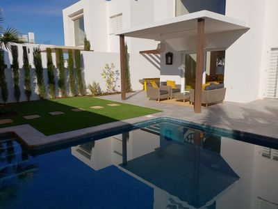 Photo for Luxury 3 bed 4 bath villa with private swimming pool