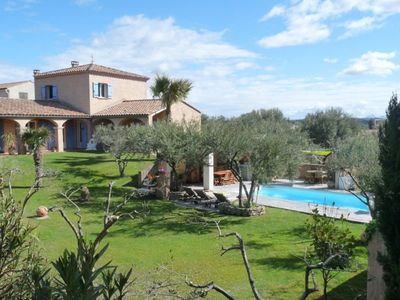 Photo for Cozy Villa in Roquemaure France With Swimming Pool