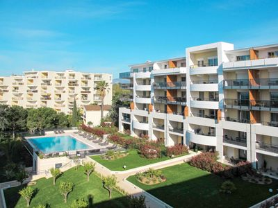 Photo for Apartment Résidence Le Lido (CSR102) in Cagnes-sur-Mer - 4 persons, 1 bedrooms
