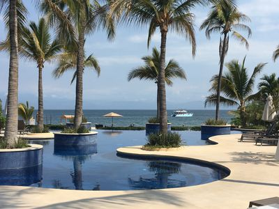 Photo for Exclusive Alamar beach, two pools, Mazda CX-9 SUV included