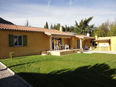 Photo for Charming property with pool near NYONS in Drôme Provençal