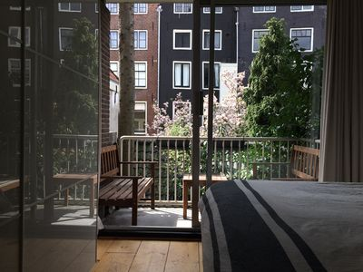 Photo for Central apartment at the canals in Amsterdam