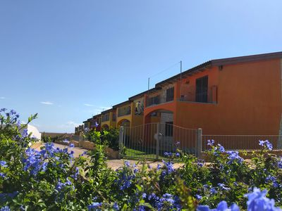 Photo for Panoramic villa with pool, 200 meters from the beach