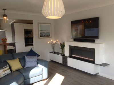 Photo for Sea Salt Croyde - Contemporary 4 bedroom house with hot tub and sunny garden