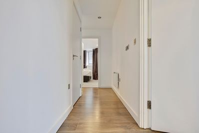 TheHeart Apartments One Bedroom - Hallway
