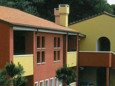 Photo for Apartment Ferienanlage Tizé (ROM304) in Rosolina Mare - 4 persons, 2 bedrooms