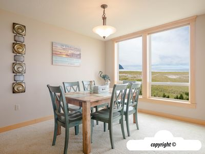Photo for OCEAN FRONT: SEAVIEW SERENITY: Seaside Vacation Homes, Inc Managed