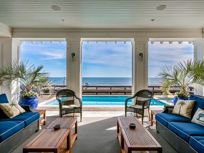 Photo for Luxurious Ocean Front Home