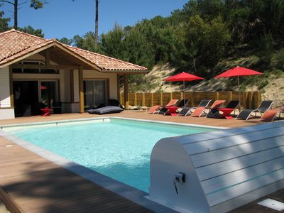 Photo for 5BR Villa Vacation Rental in moliets et maa, Aquitaine
