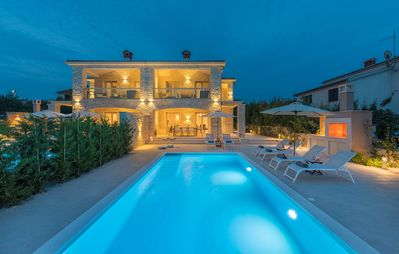 Photo for Beautiful Villa Cypressa, in Istria, with a Pool