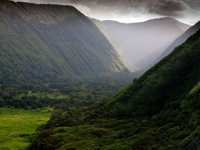 Photo for Waipio Valley Two house botanical garden complex/ A slice of Historic Paradise