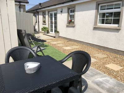 Photo for Cottage near the sea side (2 bedrooms with 2 double beds plus 2 fold down beds