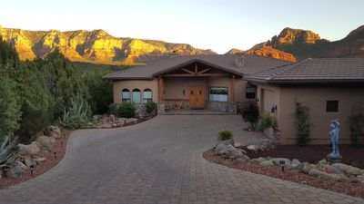 Photo for Premire Sedona Home Best Possible Location Spectacular Views 5 Bedroom