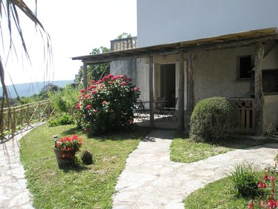 Photo for country holiday home - Cagnano