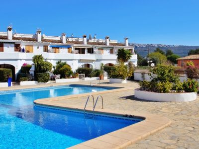 Photo for Jane - holiday home with swimming pool in Teulada
