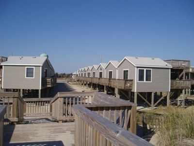 Photo for ~~Come and Relax Southern Style at the Hatteras Cabanas in Hatteras~~