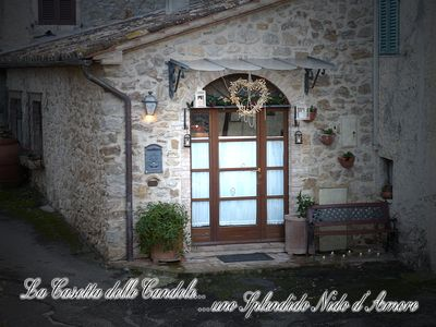 Photo for The Cottage of the Candles in the Heart of the Maremma Toscana to the Thermal baths of Saturnia.