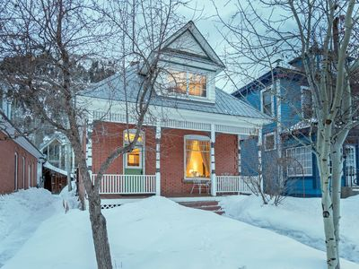 Photo for Victorian Charm, Historic Downtown Telluride