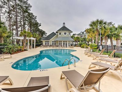 Photo for Upscale Myrtle Beach Resort Condo  on Golf Course!