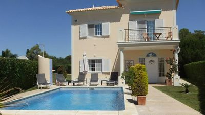 Photo for Villa with wifi, TV and private pool in Vale Do Lobo - Golden Triangle