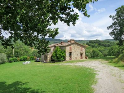 Photo for Apartment Agriturismo Bulletta (CDL611) in Lago Trasimeno - 6 persons, 3 bedrooms