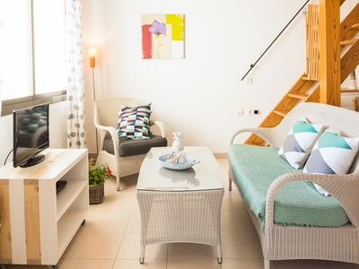 Photo for Penthouse C, 1 bedroom, communal pool, free wifi