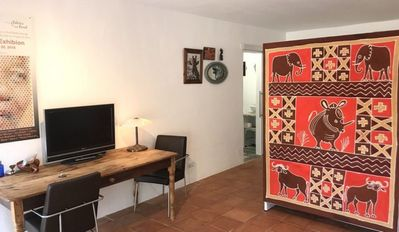 """Photo for """"suite Galago"""" very quiet, yet only 10 minutes from the beach."""