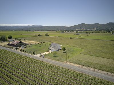 Forever Views..... California Wine Country Private Oasis setting
