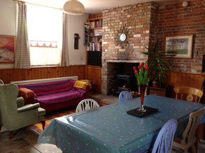 Photo for Cottage full of character and charm situated centrally in Wareham.