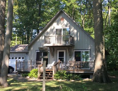 Photo for Beautiful Cottage With All-Sports Lake Access, Central AC, WIFI, HDTV
