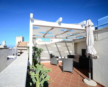 Photo for A Casa di Rosa - centrally located house with equipped terrace