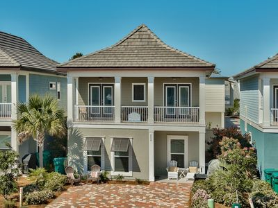 Photo for Toes in the Sand- Beautiful Coastal home