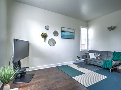 Photo for Cozy 2 bdr Appt at heart of Capitol Hill - APT A