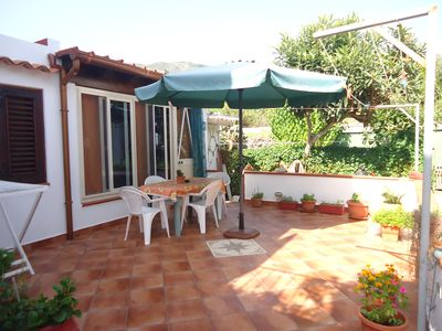 Photo for Delightful little house in Marina Lunga for 2-3 people