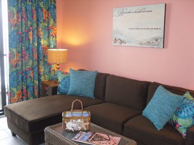 Photo for Beautiful Beach Colony 1BR Oceanfront Condominium