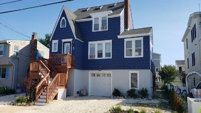 Photo for Classic Victorian Style Beach Home On LBI. A Perfect Family Getaway