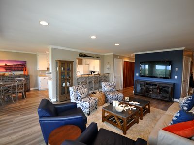 Photo for Contemporary South County Escape Walking Distance To Beach