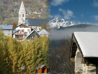 Photo for Coquet Apartment Old Village Typical Oisans