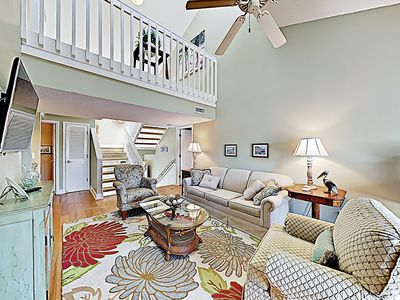 Photo for New Listing! Litchfield by the Sea Condo w/ Pool - Walk to Beach