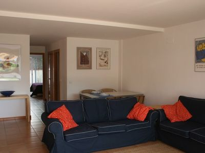 Photo for Amazing Apartment 10 Meters From The Beach With Private Garden