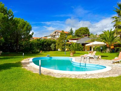 Photo for Ninfea apartment in Mascalucia with WiFi, shared terrace & shared garden.