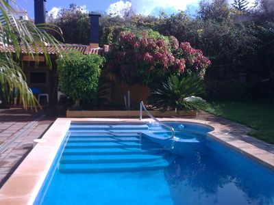 Photo for Villa the slaughter with pool and garden with fruit trees